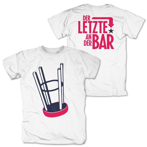 √Barhocker von Henning Wehland - T-Shirt jetzt im Bravado Shop