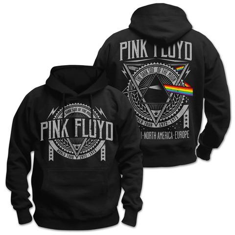 √Triangle Tour von Pink Floyd - Hood sweater jetzt im Bravado Shop
