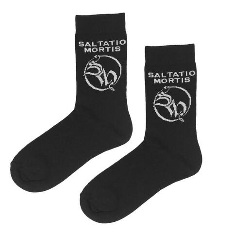 √SM Logo von Saltatio Mortis - Socken jetzt im Bravado Shop