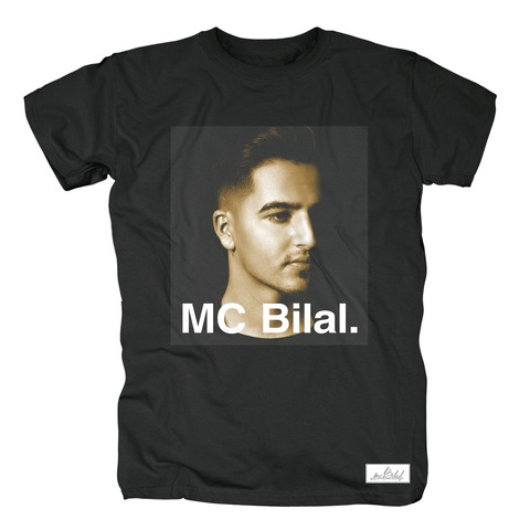 Portrait von Mc Bilal - T-Shirt jetzt im Bravado Shop