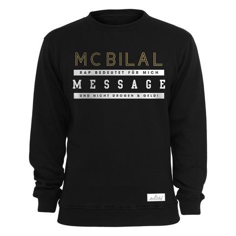 √Message von Mc Bilal - 80% cotton / 20% polyester jetzt im Bravado Shop