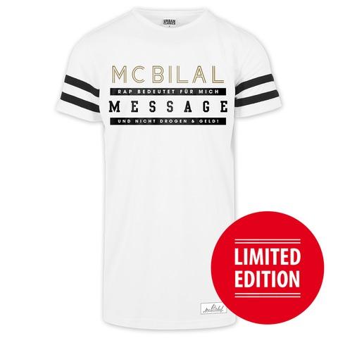 Message von Mc Bilal - Mesh Shirt jetzt im Bravado Shop