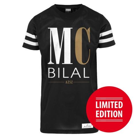 Big Letters von Mc Bilal - Mesh Shirt jetzt im Bravado Shop