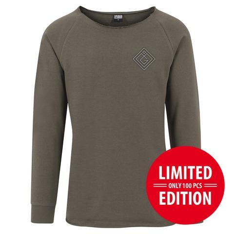 Pocket Logo - limited edition von Moritz Garth - Sweater jetzt im Bravado Shop