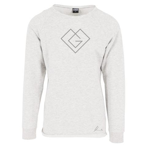 Dark Grey Logo von Moritz Garth - Sweater jetzt im Bravado Shop