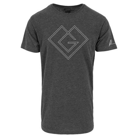 Outline Logo von Moritz Garth - T-Shirt (Long Shape) jetzt im Bravado Shop