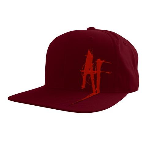 √AF Dark Red - Anders Friden Edition von In Flames - Cap jetzt im Bravado Shop