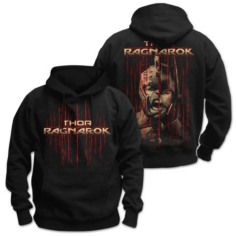 √Blood Rain von Thor - Hood sweater jetzt im Bravado Shop