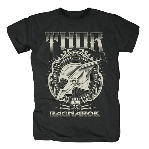 √Thor Helmet von Thor - T-Shirt jetzt im Bravado Shop