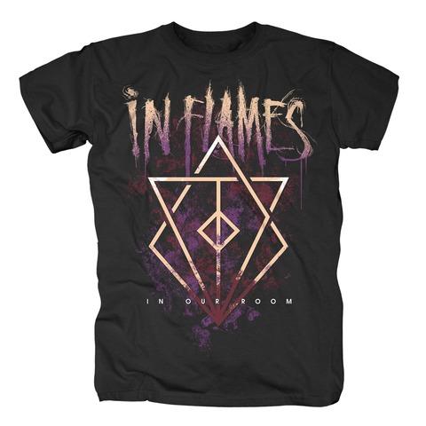 √In Our Room Jesterhead von In Flames - T-shirt jetzt im Bravado Shop