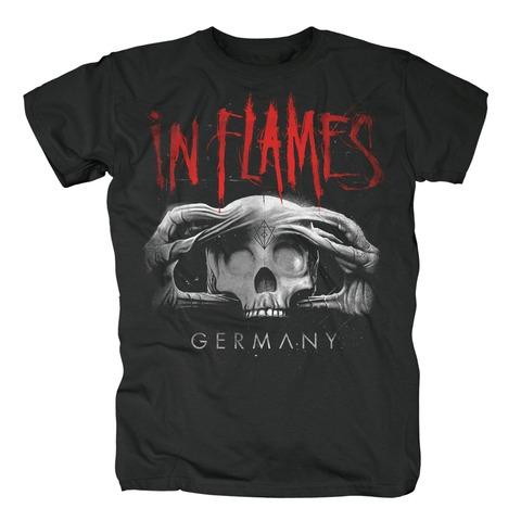 √Skull Germany von In Flames - T-Shirt jetzt im Bravado Shop
