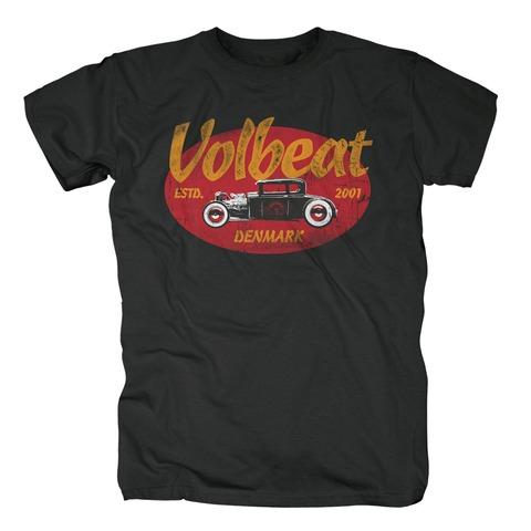 Oval Car von Volbeat - T-Shirt jetzt im Bravado Shop