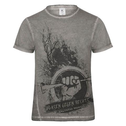 √Blasen gegen Rechts Dusk von Saltatio Mortis - T-Shirt jetzt im Bravado Shop