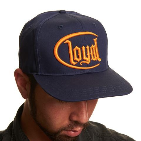 √Loyal Circle Gold von Kontra K - Snap Back Cap jetzt im Bravado Shop