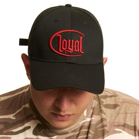 √Loyal Circle Red von Kontra K - Baseball Cap jetzt im Bravado Shop
