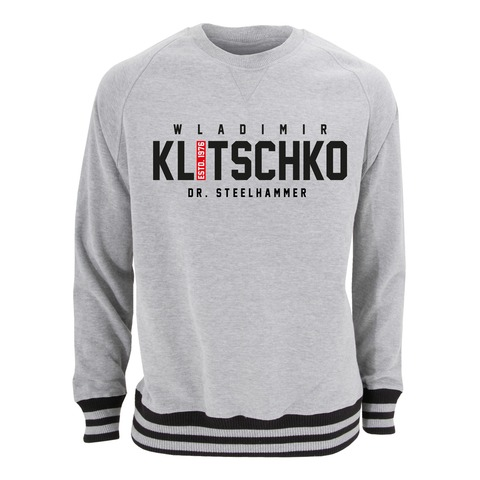 Estd. 1976 von Klitschko - Sweater jetzt im Bravado Shop