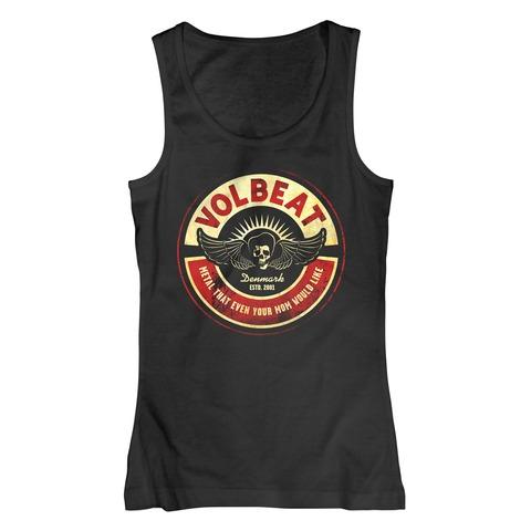 √Circle Mom von Volbeat - Girlie Tank Top jetzt im Bravado Shop
