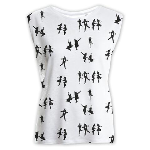 Tetraeder Swingers von Deichkind - Girlie Shirt jetzt im Bravado Shop