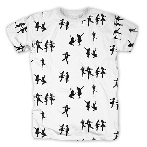 Tetraeder Swingers von Deichkind - T-Shirt jetzt im Bravado Shop