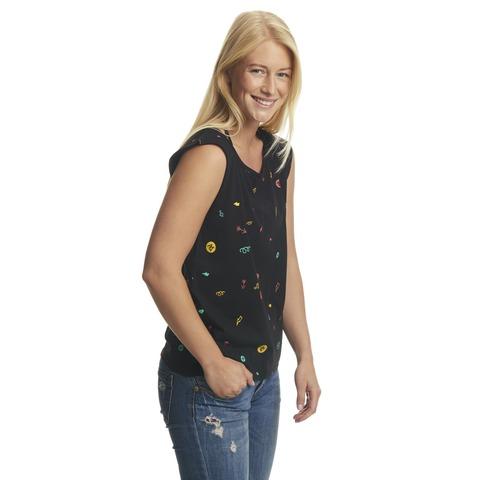 √Icons Allover von ParookaVille Festival - Girlie Shirt jetzt im Bravado Shop