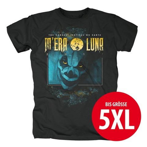Dark is Back von Mera Luna Festival - T-Shirt jetzt im Bravado Shop