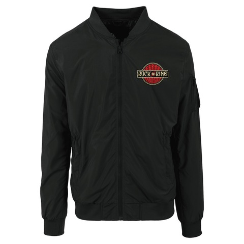 Pocket Logo Patch von Rock am Ring Festival - Bomber light jetzt im Bravado Shop
