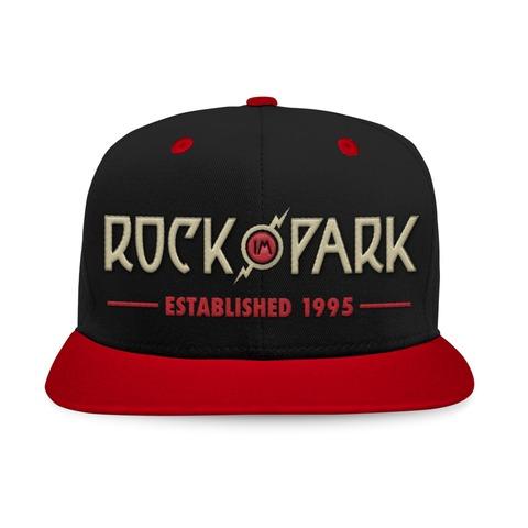 Established 1995 Logo von Rock im Park Festival - Cap jetzt im Bravado Shop