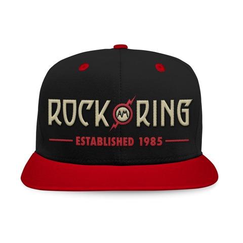 Established 1985 Logo von Rock am Ring Festival - Cap jetzt im Bravado Shop