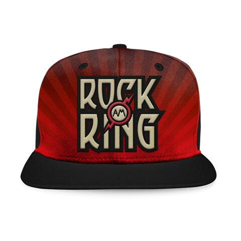 Logo n Stripes von Rock am Ring Festival - Cap jetzt im Bravado Shop