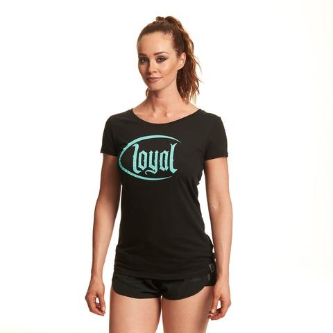 √Loyal Circle Mint von Kontra K - Girlie Shirt jetzt im Bravado Shop
