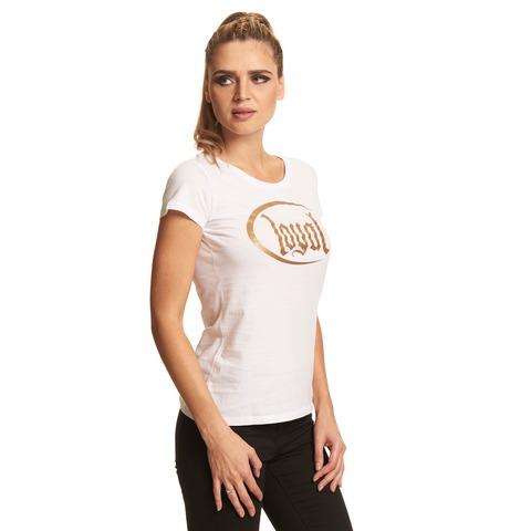 √Loyal Circle Gold von Kontra K - Girlie Shirt jetzt im Bravado Shop