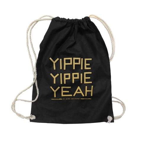 Yippie Yippie Yeah Gold von Deichkind - Gym Bag jetzt im Bravado Shop