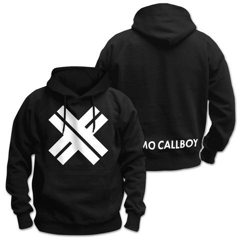 Big X von Eskimo Callboy - Kapuzenpullover jetzt im Bravado Shop