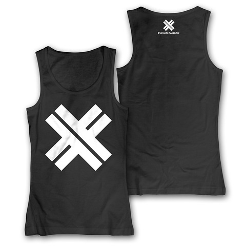 √Big X von Eskimo Callboy - Girlie tank top jetzt im Bravado Shop