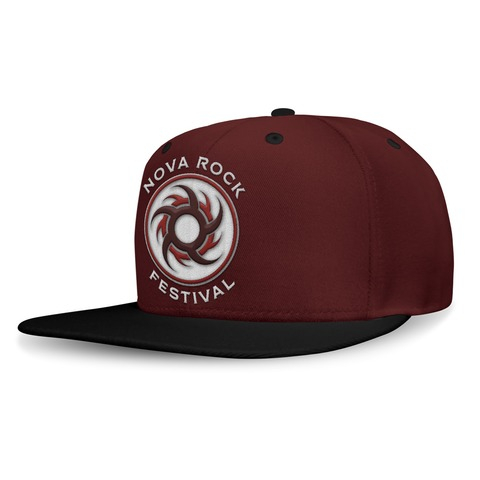 √Logo von Nova Rock Festival - Cap jetzt im Bravado Shop
