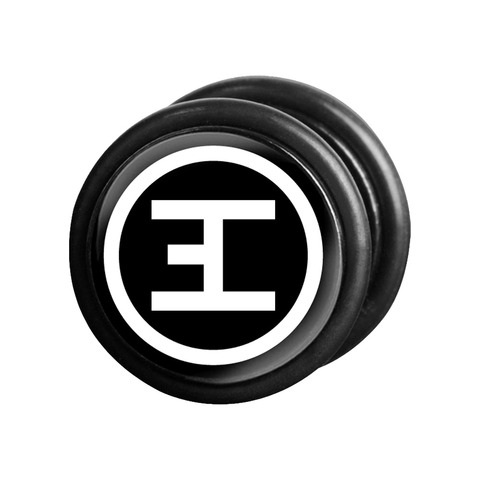 √Black and White Logo von Eskimo Callboy - Fakeplugs jetzt im Bravado Shop