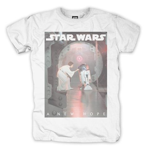 √Leia Hope von Star Wars - T-Shirt jetzt im Bravado Shop