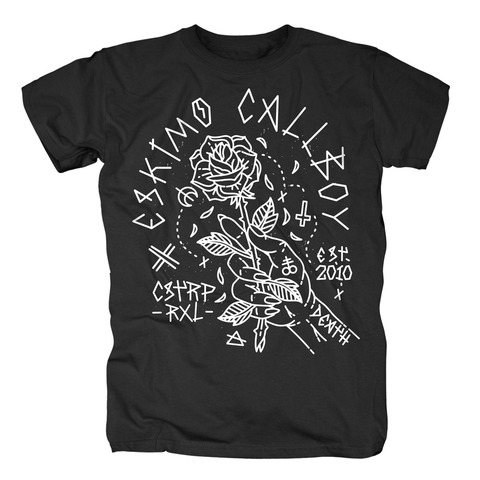 √Rose Hand von Eskimo Callboy - T-Shirt jetzt im Bravado Shop