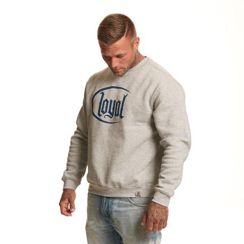 √Loyal Circle Navy von Kontra K - Sweater jetzt im Bravado Shop