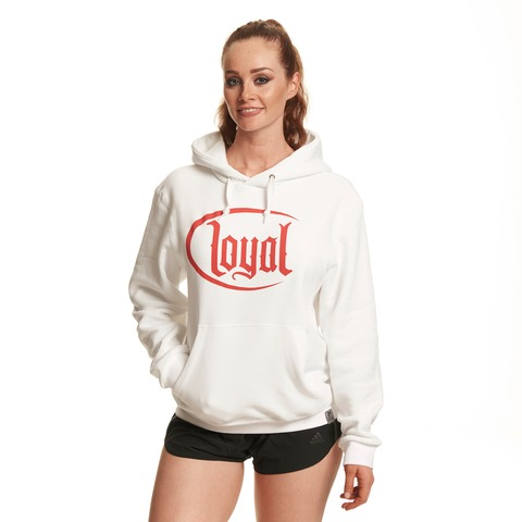 √Loyal Circle Red von Kontra K - Hood sweater jetzt im Bravado Shop