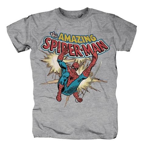 √Spider-Man - Classic Swing von Marvel Comics - T-Shirt jetzt im Bravado Shop