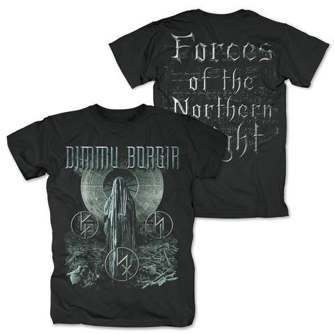 √FOTNN von Dimmu Borgir - T-Shirt jetzt im Bravado Shop