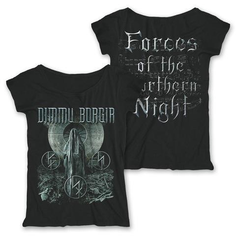 √FOTNN von Dimmu Borgir - Ladies Loose Fit T-Shirt jetzt im Bravado Shop