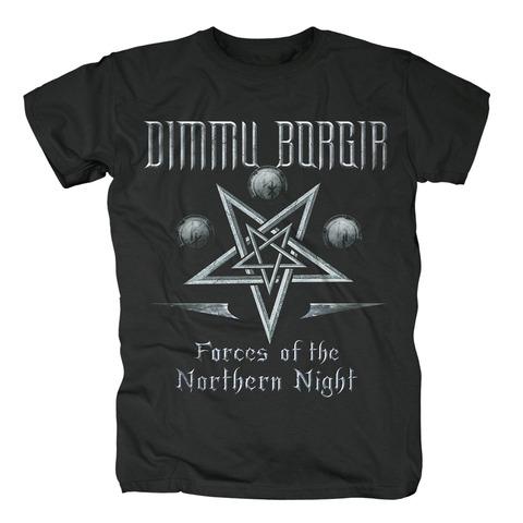 √Star Logo von Dimmu Borgir - T-Shirt jetzt im Bravado Shop