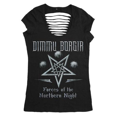 √Star Logo von Dimmu Borgir - Ladies T-Shirt jetzt im Bravado Shop
