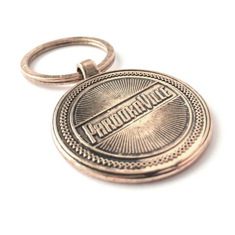 √Logo von ParookaVille Festival - Key Ring jetzt im Bravado Shop