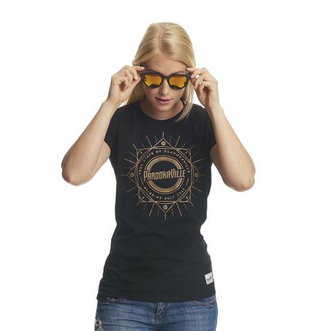 √Free State of von ParookaVille Festival - Girlie Shirt jetzt im Bravado Shop