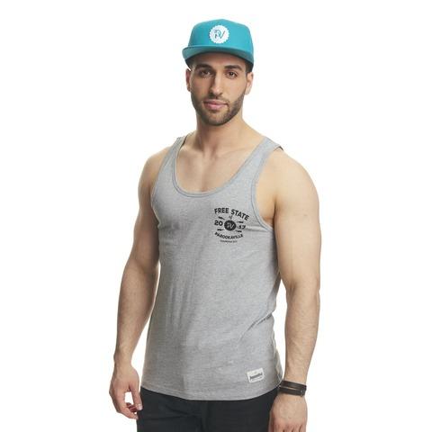 √Pocket Label von ParookaVille Festival - Tank Shirt Men jetzt im Bravado Shop