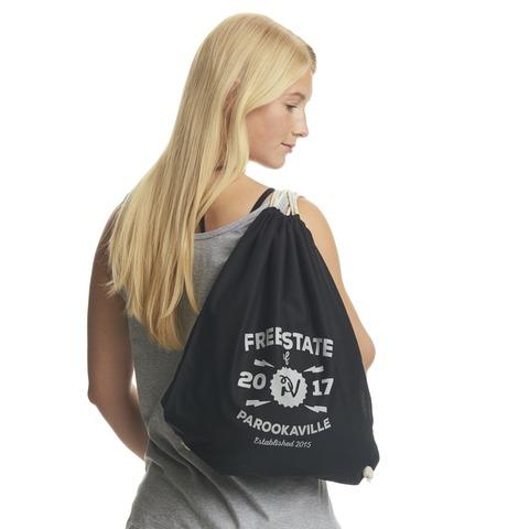 √Pocket Label von ParookaVille Festival - Gym Bag jetzt im Bravado Shop