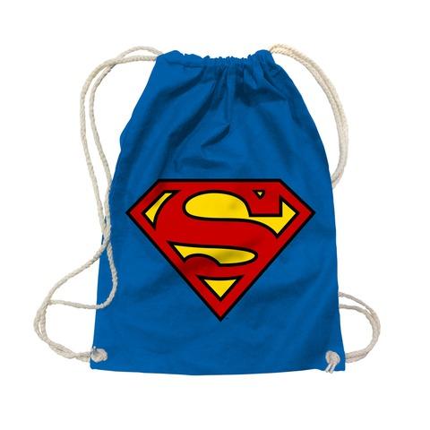 √Superman Logo von Justice League - Gym Bag jetzt im Bravado Shop